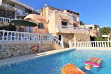 Villa en Calpe - MARYVILLA0831-Gran Vista-Wifi y Parking Gratis.