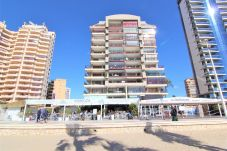 Apartamento en Calpe - APLAYAMAR7-1ºlínea Playa-Wifi y Garaje Gratis.