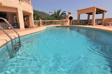 Villa en Calpe - MARYVILLA0129-Gran Vista-Wifi y Parking Gratis.