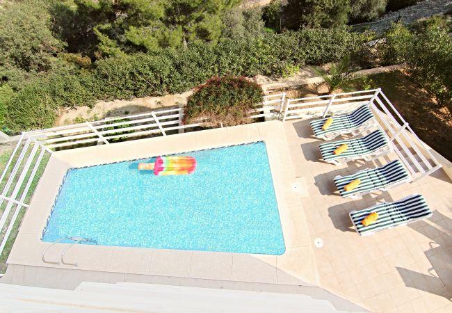 Villa en Calpe - MARYVILLA1220-Wifi y Parking Gratis-Cerca Playa.