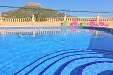 Villa en Calpe - MARYVILLA71-Gran Vista-Wifi y Parking Gratis.