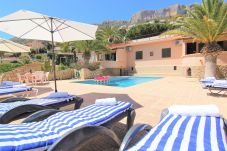 Villa en Calpe - MARYVILLA0240-Gran Vista-Wifi y Parking Gratis.