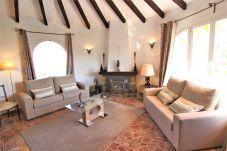 Villa en Calpe - MARYVILLA0144-Gran Vista-Wifi y Parking Gratis.