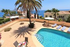 Villa en Calpe - VILLAGAME-Gran Vista-Wifi y Parking Gratis.