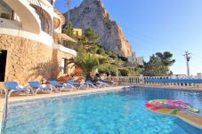 Villa in Calpe / Calp - VILLAVALLEY-Wifi Free