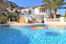 Villa in Calpe - MARYVILLA0144-Gran Vista-Wifi y Parking Gratis.