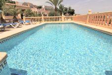 Villa in Calpe / Calp - ATOSAL61-Gran Vista-Wifi y Parking Gratis.