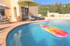 Villa in Calpe / Calp - AMUCHOSOL-Piscina-Wifi y Parking Gratis.